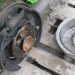 Замена тормозного барабана на автомобилях лада