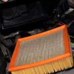 Воздушный фильтр Приора: когда и как менять