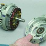 Замена подшипников генератора ВАЗ 2110